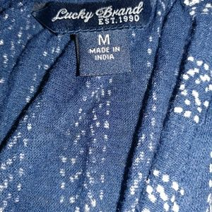 Lucky Brand Tops - Lucky Brand Blouse Womens - Medium